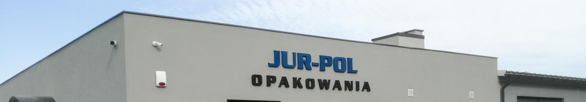 opakowania Jur-Pol siedziba firmy